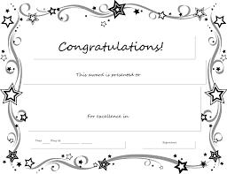 printable certificates templates word sample daily roabox congratulations certificates templates