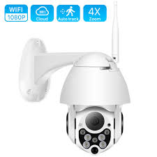 <b>Icy 1080P PTZ IP</b> Camera Wifi Outdoor Speed Dome Wireless Wifi ...