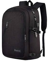 Anti Theft Business Laptop Backpack with USB ... - Amazon.com