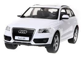 Легковой автомобиль <b>Rastar Audi</b> Q5 (38500) 1:14 33.3 см ...