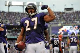 Ravens running-back Ray Rice has a very record against the Bengals defense.