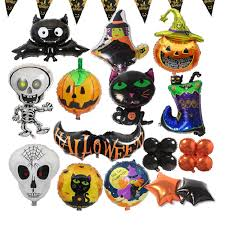 <b>Halloween Balloons</b> Halloween Party Decoration Balloons <b>Festival</b> ...