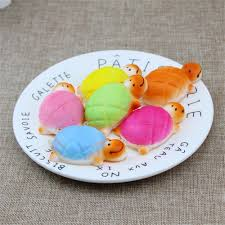 Mini Cute Tortoise Squishy Slow Rising Cream Scented ...