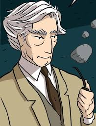 LOGICOMIX tells the story of Bertrand Russell, his lifelong struggle with the foundations of mathematics - and with his own sanity. - Bertrand_Russell
