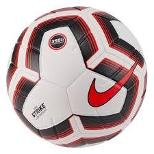 <b>Мяч футбольный NIKE Strike</b> Team , р. 5 (SC3989-100) — купить в ...