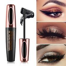 <b>QIBEST</b> Waterproof 4D Makeup <b>Eyelash Mascara Eyelash</b> Makeup ...