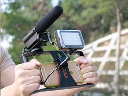 РИГ <b>ручка для профессиональной</b> съёмки со смартфона ...