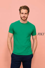 SO11500 SOL'S IMPERIAL - <b>MEN'S ROUND COLLAR</b> T-SHIRT