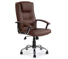 buy eliza tinsley kirk chrome and brown leather executive chair from the uks leading online furniture and bed store office chair bedroommarvellous office chairs bones furniture company
