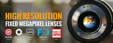 Driving Visual Innovation - Megapixel Fixed Lenses - VIEWZ