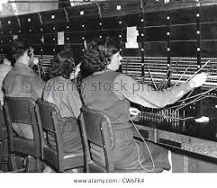telephone switchboard stock photos telephone switchboard stock telephone switchboard of the u s army in autumn 1944 stock image