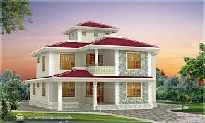 BHK Kerala style home design   Kerala home design and floor plansKerala style home  Facilities in this house