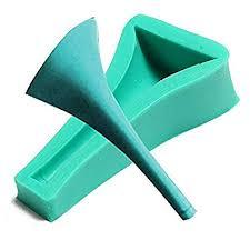 Buy JoyGlobal Silicone <b>3D High Heel</b> Lady <b>Shoe</b> Stilettos Fondant ...