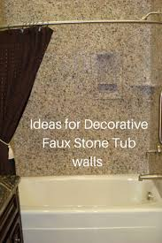 ideas stone bathroom tile easy
