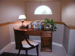 cheap home office design with wooden desk with drawers cheap office drawers
