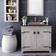 image of modish reclaimed wood bathroom vanities using white wash paint finish with barn style strap image of inspiring modern bathroom magnificent contemporary bathroom vanity lighting style