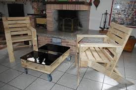 patio furniture from pallets. diy pallet patio furniture from pallets