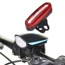 <b>Smart Induction Bicycle Front</b> Light Waterproof USB Rechargeable ...