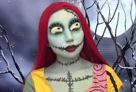 sally makeup nightmare before find and save ideas