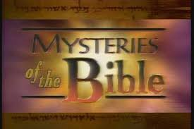 Image result for mysteries of the New Testament