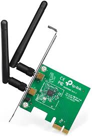 TP-Link TL-WN881ND <b>300 Mbps Wireless</b> N PCI Express Adapter ...