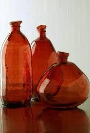 burnt orange glass vase burnt orange furniture