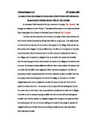 the crucible essay on john proctor  www gxart organ essay to trace the changes in the character of john proctor page zoom in