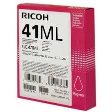 Original <b>Ink Cartridge Ricoh</b> GC-41ML (405767) (Magenta) - DrTusz ...
