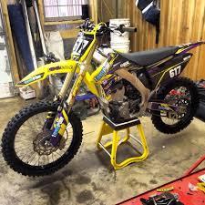 Suzuki Rmz 250 1sevenfilms Rmz250 Build 1sevenfilms39s Bike Check Vital Mx