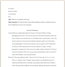 annotated bibliography mla style Tech Recipes IEEE