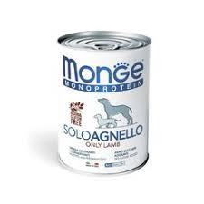 <b>Monge Dog Monoproteico</b> Solo <b>консервы</b> для собак паштет из ...