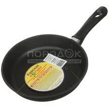 <b>Сковорода чугунная Камская посуда</b> ПЛЧ-1-22-40-01-6 без ...