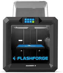 <b>Flashforge Guider II</b> 3D Printer, 5056143616764 | Box.co.uk