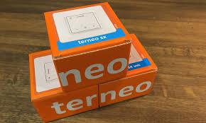 Термостат для теплого пола <b>Terneo sx</b> (HomeKit через Homebrige)