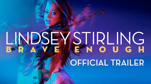 <b>LINDSEY STIRLING</b>: <b>BRAVE</b> ENOUGH OFFICIAL TRAILER - YouTube