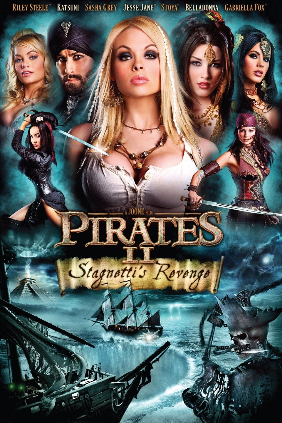 Download [18+] Pirates II: Stagnetti's Revenge (2008) {English With Subtitles} 480p | 720p