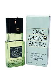 Jacques Bogart One Man Show For Men. Eau De ... - Amazon.com