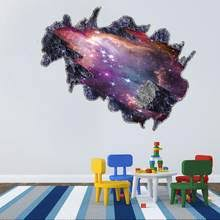 <b>3d</b> Sticker Outer Space <b>Wall Stickers</b> Home Decor Reviews - Online ...