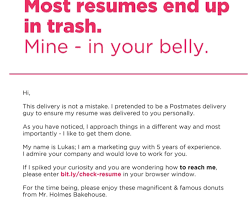 isabellelancrayus prepossessing resume ideas isabellelancrayus entrancing clever guy landed job interviews by hiding resume in a box of delightful