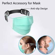 Mask Strap Extender Adjustable Ear Saver for Masks ... - Amazon.com
