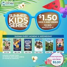 <b>2019 Summer Kids</b> Series Returns July 1