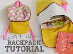67 Best Free <b>backpack</b> tutorials & patterns images in 2018 ...