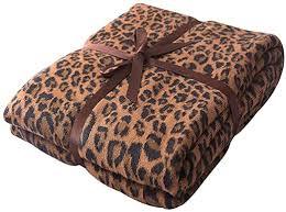 BNBO-L <b>Leopard Print</b> Keep Warm <b>Blanket</b>, Fashion Creative ...