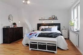 dark furniture what color wood floorsthe bedroom with wooden floor and dark color furniture part of bedroom dark furniture