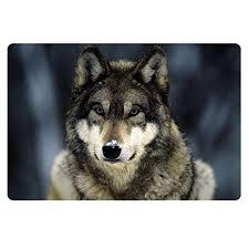 pro mat padded kitchen floor solutions cool animal wolf doormat room entrance mats kitchen antislip carpet ki