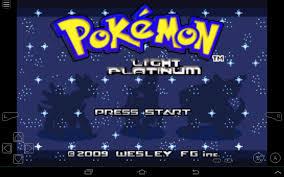 Resultado de imagem para pokémon light platinum