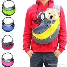 <b>Pet Carrier Hands Free</b> Shoulder <b>Bag</b> Adjustable Strap for Dog ...