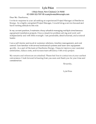 best manager cover letter examples livecareer edit