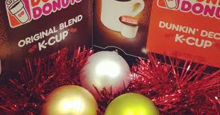 2 boxes of Dunkin' K-Cup packs for $19.99 makes for a great gift ...