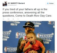 The Absolute Funniest Riley Curry Memes | Bossip via Relatably.com